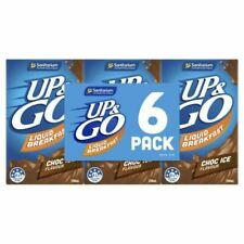 Sanitarium Up&Go Liquid Breakfast Choc Ice - 6 x 250ml