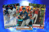 2019 TOPPS CHROME SAPPHIRE EDITION BASEBALL LIVE RANDOM PLAYER 1 BOX BREAK