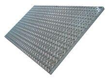 "PegBoard X2 24""x48"" Diamond Plate"