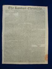 More details for london chronicle - sept 8-10 1810 - peninsular war
