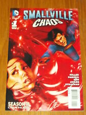SMALLVILLE CHAOS #1 DC COMICS NM (9.4)