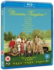 Moonrise Kingdom Blu-ray 2012 Region 0