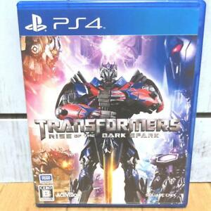PS4 Transformers Rise of the Dark Spark PlayStation 4 SQUARE ENIX Japan
