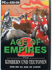 Age of Empires 2 - Von Kimbern und Teutonen - Echtzeit Strategie, Germanen, Kult