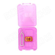 R-SIM 12 for iPhoneX/8/8p/7/7p/6s/6sp/6p 4G rsim Nano Unlock Card ios 11.x 10.x