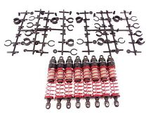 NEW TRAXXAS T-MAXX 2.5 4910 COMPLETE SET OF SHOCKS WITH SUSPENSION TUNERS E-MAXX