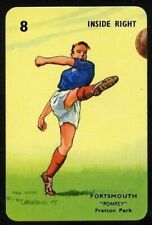 RARE Football Playing Card - Portsmouth 1964-5