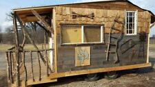 2017 8' x 17' Catering Concession Trailer with Porch for Sale in Wisconsin!