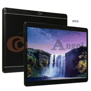 Android 10 Ten Core 10 Inch HD Game Tablet Computer PC GPS Wifi Dual Camera 128G