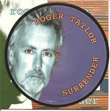 "QUEEN / ROGER TAYLOR - Surrender ( picture disc) 7""  45"