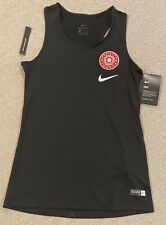 Nike Portland Thorns Player Issued Tank Top Shirt Womens Small AR5628-010