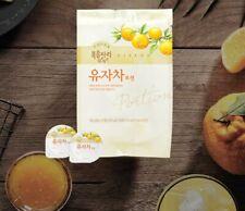 Capsule Citron Tea  Youjacha Yuza Tea Yuzu Tea 26g x 15 Korean Citron Tea