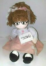 Musical Dollz Wind Up Plush Moving Poodle Girl Peggy Sue Rock Around The Clock