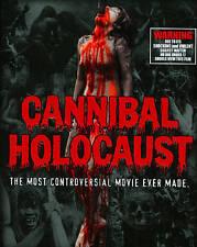 Cannibal Holocaust (Blu-ray Disc, 2014, 3-Disc Set, Blu-ray/CD)
