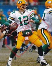 8.5x11 Autographed Signed Reprint RP Photo Aaron Rodgers Green Bay Packers