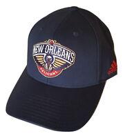 adidas New Orleans Pelicans Logo Cap Adjustable NBA Hat