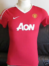 Manchester United - Home Shirt - 2010/11 - Small