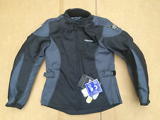 "RK SPORT Ladies Textile Motorcycle Jacket Size UK 10 (34"" Chest)BNWT(box 23) #3"