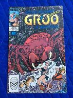 SERGIO ARAGONE'S GROO THE WANDERER #52! NEAR MINT CONDITION JUNE 1989 COMIC BOOK