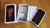 Apple iPhone 6s 64GB grau / spacegrau simlockfrei & iCloudfrei & OVP *TOPP*