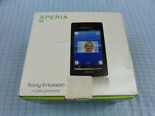 Sony Ericsson Xperia X8 E15i Schwarz! Gebraucht! Ohne Simlock! TOP! OVP!