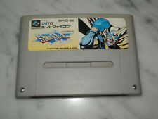 D17 SONIC BLAST MAN Nintendo Super Famicom Japanese JAPAN SFC SNES