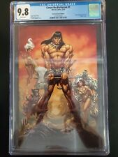 Conan the Barbarian #1 Campbell Unknown Variant Marvel CGC 9.8 WP Comics Book