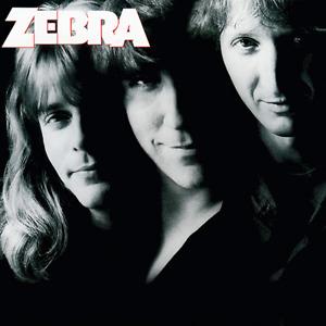 Zebra • Zebra CD 1983 Rock Candy Records UK 2013 •• NEW ••