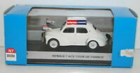 PROVENCE MOULAGE 1/43 SCALE RESIN MODEL - N001 - RENAULT 4CV TOUR DE FRANCE