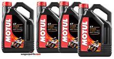 Aceite Motul 7100 4T 10w60 4 litros