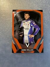2018 Victory Lane Racing RED Parallel Card BUBBA WALLACE 25/49