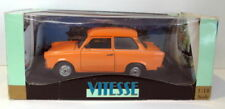 Véhicules miniatures 1:18 Trabant