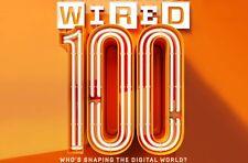 WIRED Magazine UK 100 September 2016 Apple Uber Google Facebook Amazon Spotify