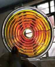Quantum BioPhysics® AlphaSpin(R) Nattural Healthy EnergyField GlassFunnel & Ring