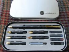 Manuscript DeLuxe Caligraphy set boxed