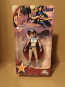 DC Direct Wonder Woman Series 1 Agent Diana Price Action Figure Brand New & Mint