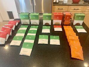 Optavia Lot 74 Meals Expired 2019