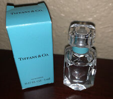 Tiffany & Co. Intense Eau de Parfum Splash deluxe mini bottle 0.17oz/5ml NIB