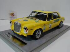 Tecnomodel TM18-70D - Mercedes-Benz 300 SEL 6,3 AMG Finale Hockenheim 1971 1:18