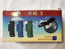 Panda Monocular Zoom Cell Phone Lens with Case, Strap, Lens Covers