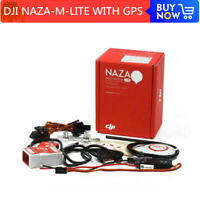 DJI Naza-M Lite Mulitcopter Drone Flight Controller GPS Fly Control Combo NEW