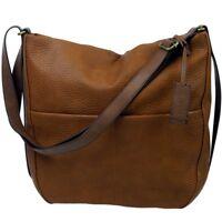 ESPRIT Damen Tasche Schultertasche Handtasche Material Soft Lady Bag Sac Neu