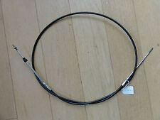 New Ultraflex inboard outboard control cable C8 (33C) 6 Ft long single     (V)