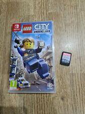 Lego City Undercover-Nintendo Switch-Excelente Estado