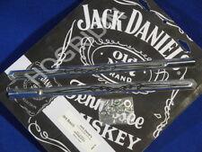 Jack Daniels Harley shovelhead touring flh flht softail front fender spear trim