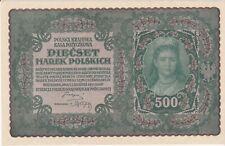 Polen 500 Marek 1919