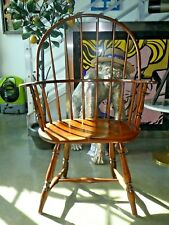Fine 18Th C American New England Windsor Chair