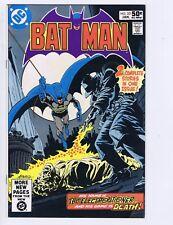 Batman #331 DC Pub 1981