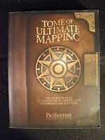 Tome of Ultimate Mapping (Softcover, UK) Make Great Maps w/Profantasy Software