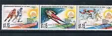 Aitutaki 1994 Winter Olympics SG 658/60 MNH